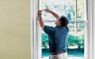 Residential Window Repair